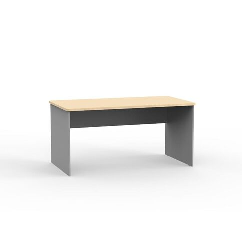 EKO 1500 Desk Nordic Maple/Silver