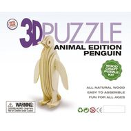 3D Animal Edition Wooden Puzzle