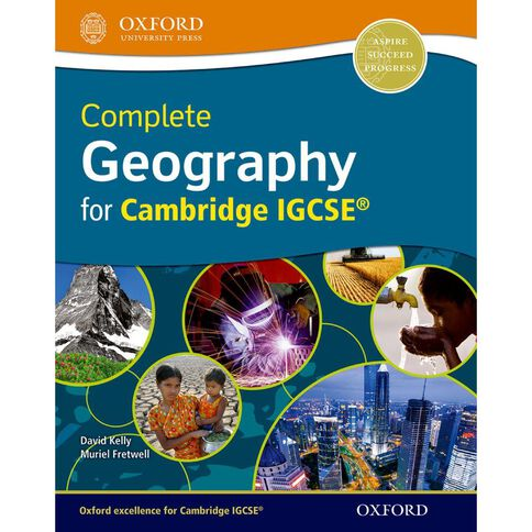 Igcse Year 11 Complete Geography