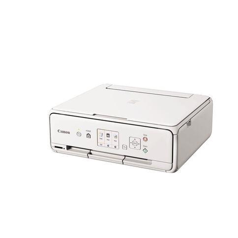 Canon PIXMA TS5060WH All-in-One Printer White