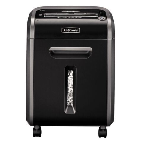 Fellowes Shredder 79Ci 14-Sheet Cross Cut Black