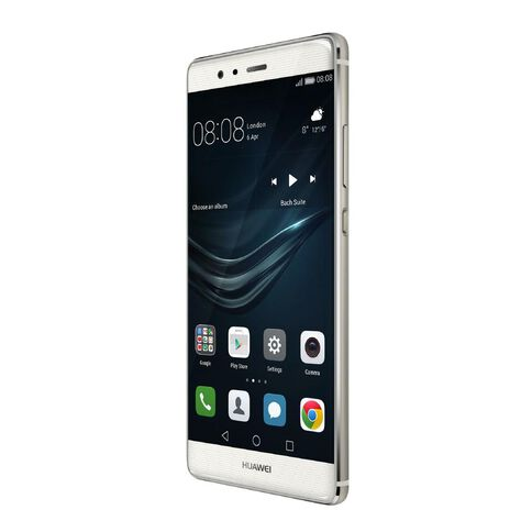 2degrees Huawei P9 Mystic Silver