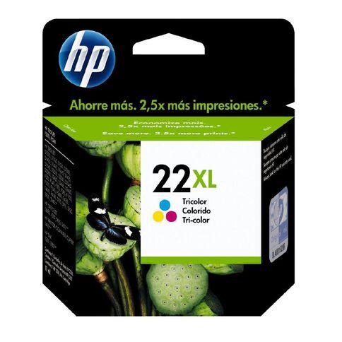 HP Ink Cartridge 22XL Multi-Coloured