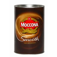 Moccona Smooth Instant Coffee 1kg