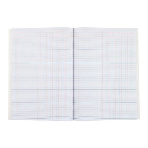 Impact Analysis Book Limp 5 Column Green A4