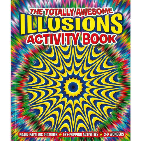 Totally Amazing Visual Illusions Activity Book