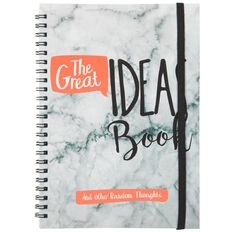 Banter Great Ideas Spiral Notebook A5