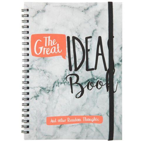 Banter Great Ideas Spiral Notebook A5