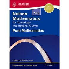 As/A Year 12/13 Nelson Pure Mathematics 2/3