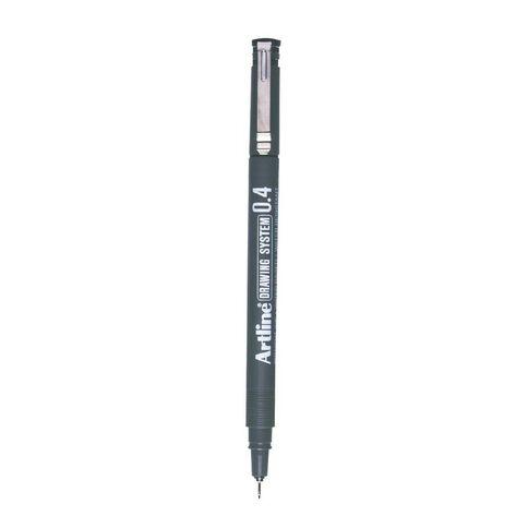 Artline Pen 234 Drawing System 0.4mm Loose Black