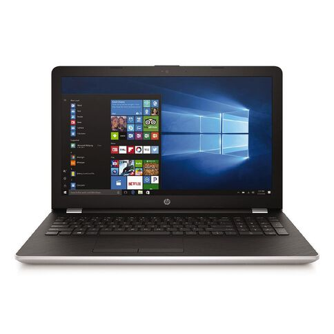 HP 15-bs045TU 15 inch Laptop Silver