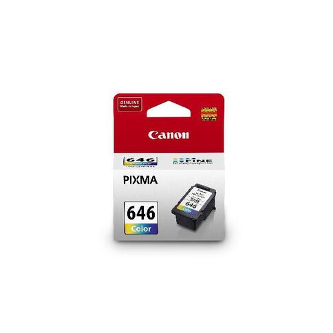 Canon Ink Cartridge CL646 Multi-Coloured