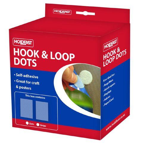 Holdfast Fastgrip Strip 20mm Hooks & Loops Box Edition