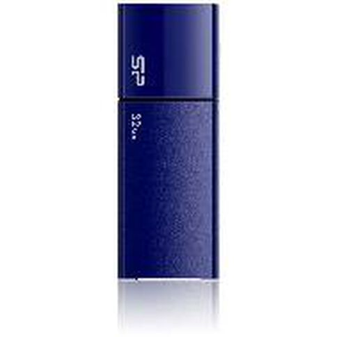Silicon Power U05 32GB USB Drive Blue
