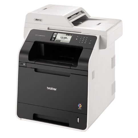 Brother MFCL8850Cdw Colour Laser Multifunction
