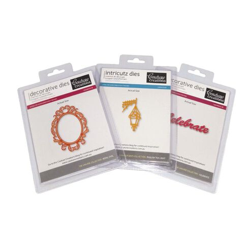 Couture Creations Value Dies Assortment 1