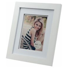 Living 9 x 11 Photo Frame White