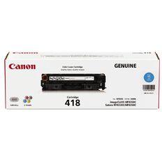 Canon Toner Cart418 Cyan