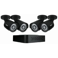 Uniden Dvr System 4 Bull Cam 960H Silver