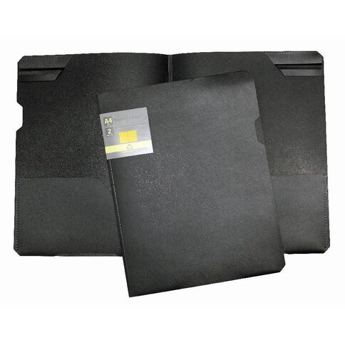 GBP Stationery Eco Report Cover Black