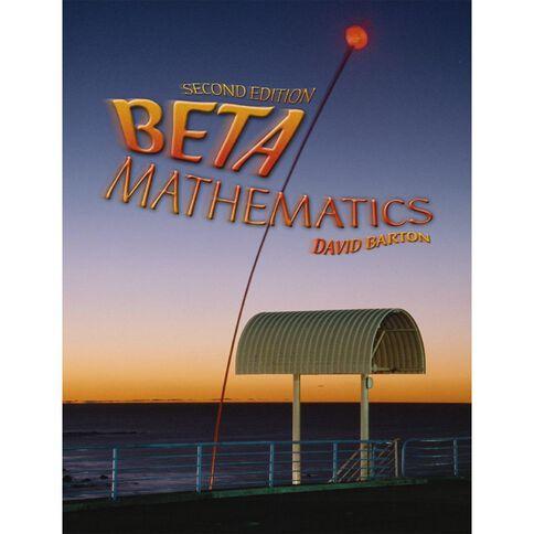 Year 10 Maths Beta Mathematics Textbook