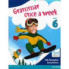 Year 6 Grammar Once A Week 6
