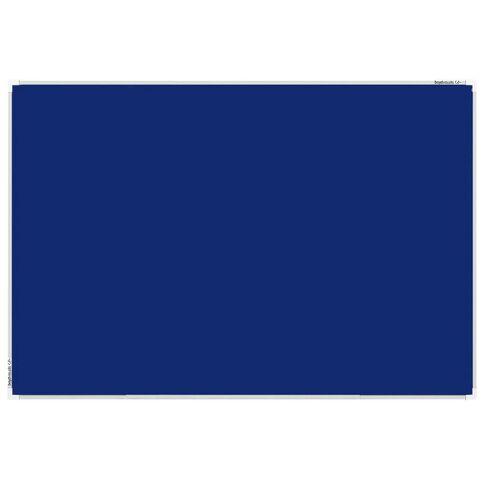Boyd Visuals Pinboard 900 x 1200mm Blue