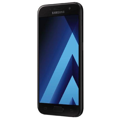 2degrees Samsung Galaxy A3 2017 Black