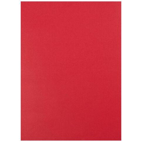 Tasman Presentation Folder Red