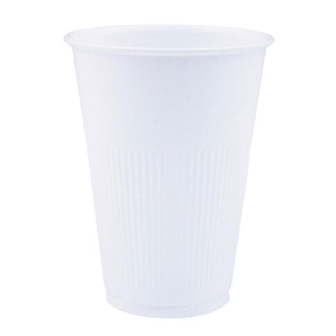 Lily Cups 7P Hot Plastic 210ml 100 Pack