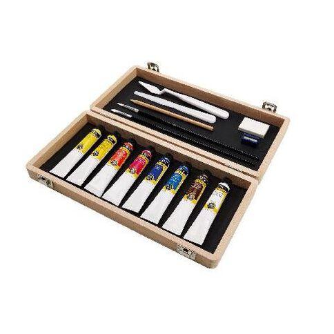 Winsor & Newton Galaria Acrylic Small Box Set