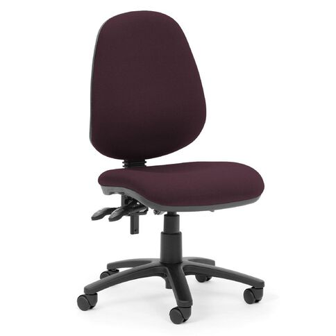 Chairmaster Apex Highback Chair Tawny Port