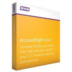 Myob Accountright Live Basics Multi-Coloured