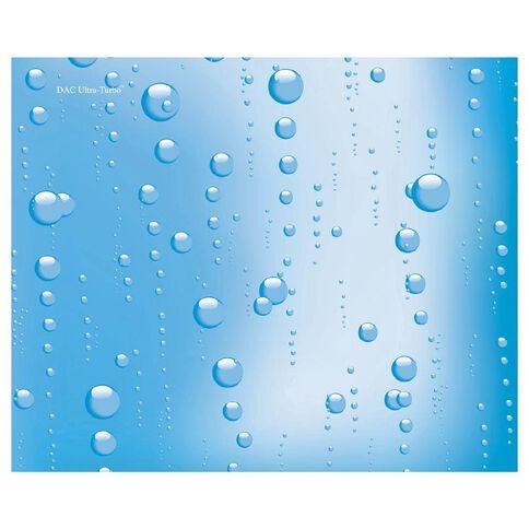 Dac Mouse Pad Rain Drops Blue