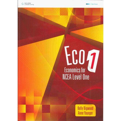 Ncea Year 11 Economics Eco 1