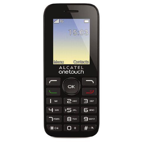 Warehouse Mobile Alcatel 20.36 Locked Bundle Black