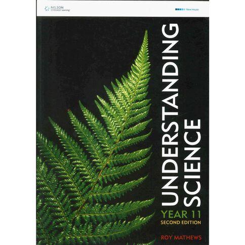 Ncea Year 11 Understanding Science