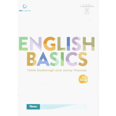 Year 9 English Basics Grammar & Punctuation