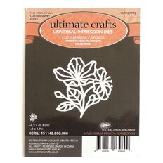 Ultimate Crafts Laquarelle Dies Assortment 1