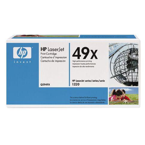 HP Toner 49X Black
