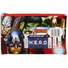 Avengers Marvel Small Name Pencil Case