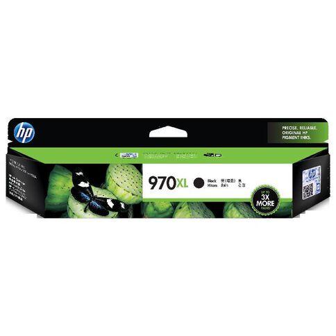 HP Ink Cartridge 970XL Black
