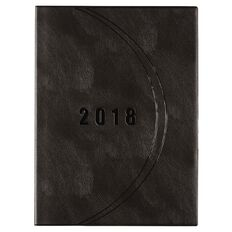 Cumberland Diary 2018 Monthly Planner Mtv Black A4