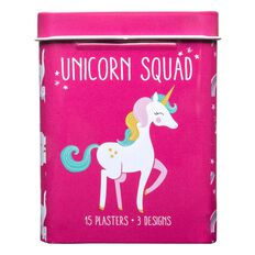 Kookie Unicorn Sticky Plasters Set