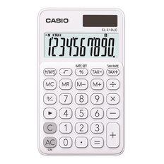 Casio Sl310Ucwe Handheld Calculator White