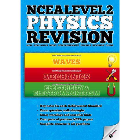 Ncea Year 12 Scipad Physics Revision