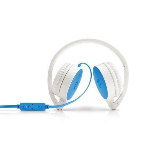 HP H2800 Headset Blue