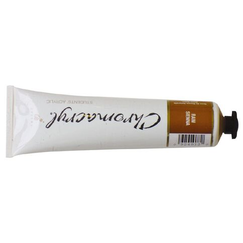 Chromacryl Paint 75ml Raw Sienna