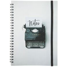 Banter Notes Spiral Notebook