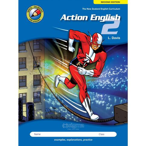 Year 4 Action English 2
